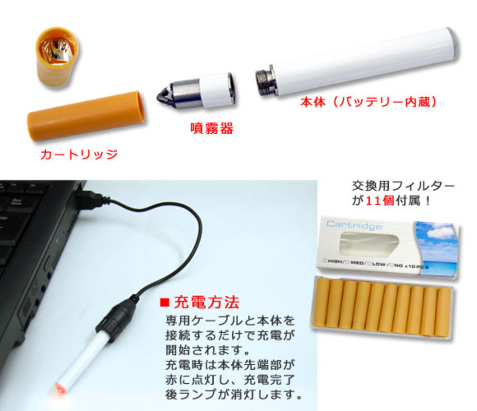USB-cigaretter