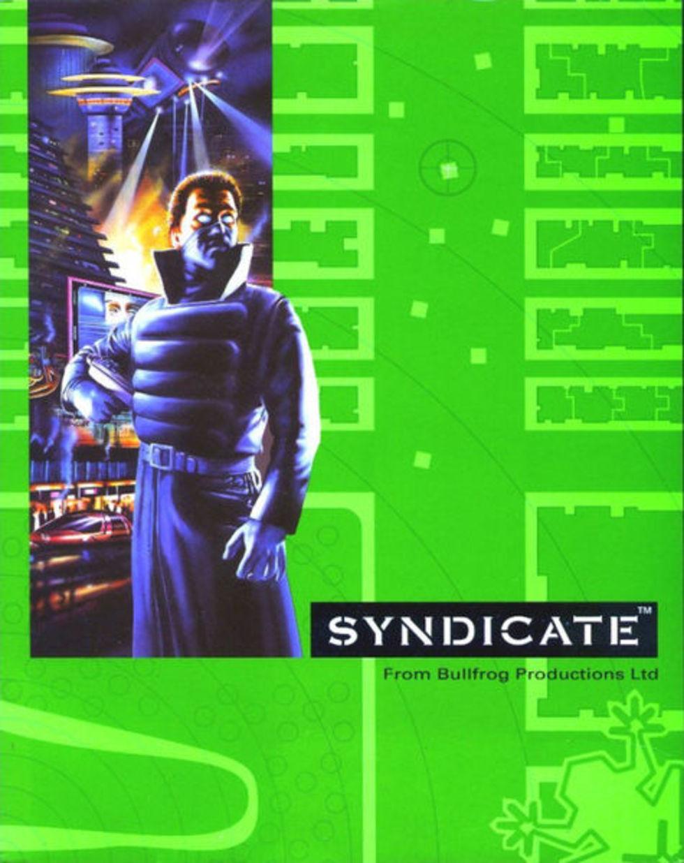 Uppföljare till Syndicate utvecklas