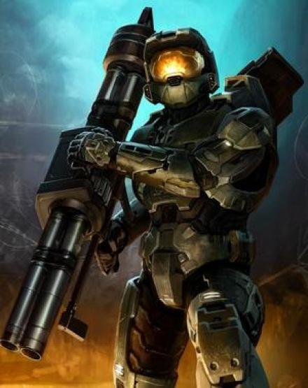 Halo 3 dommer rustning i matchmaking