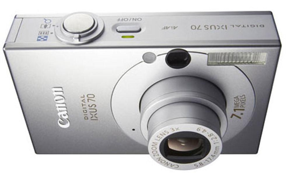 Fyra nya kompaktkameror från Canon