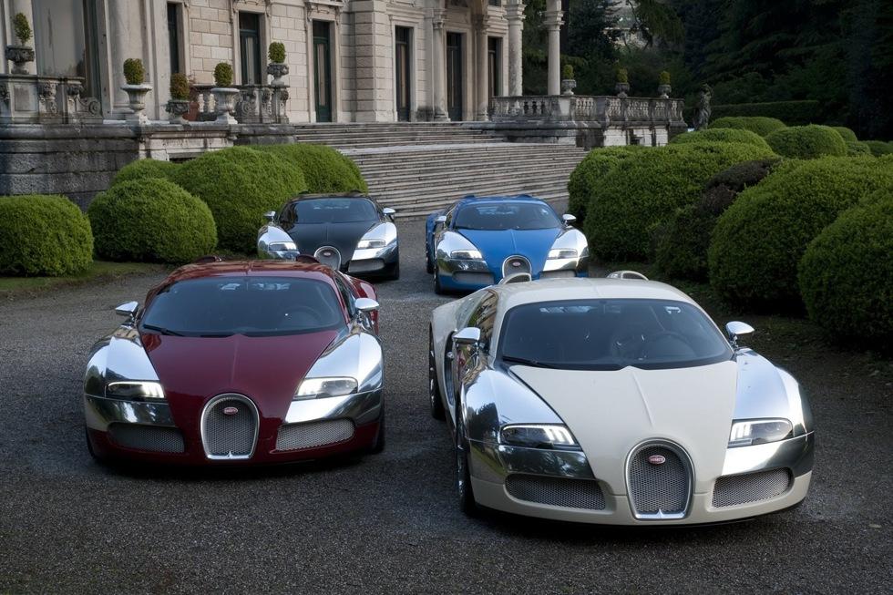 Fler bilder på Veyron Centenaire
