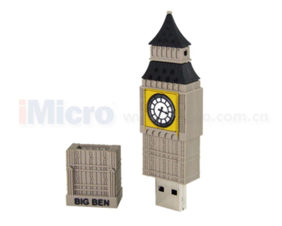 Big Ben - nu som USB-minne
