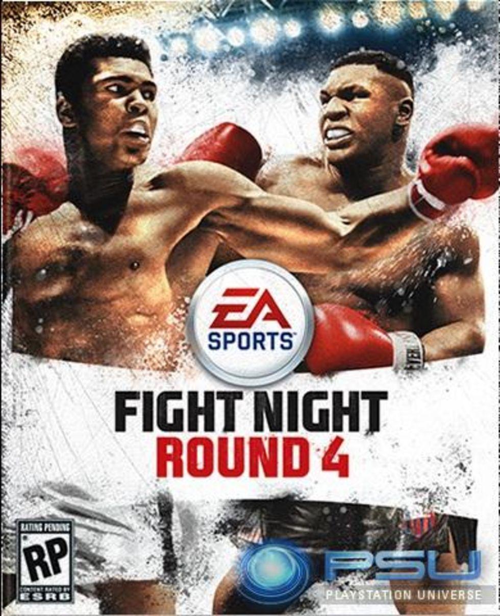 Samtliga Fight Night-boxare läckta