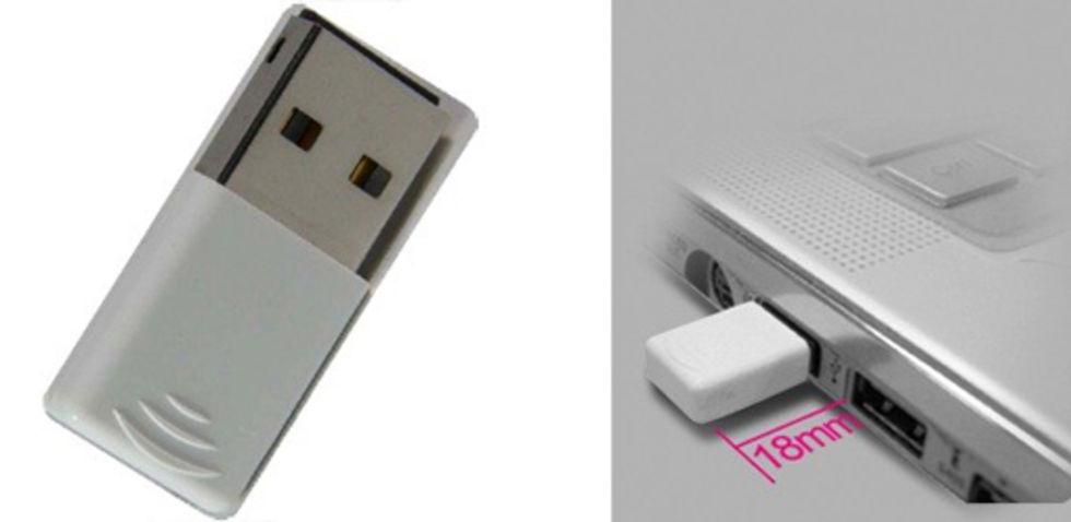 Från USB till trådlöst internet