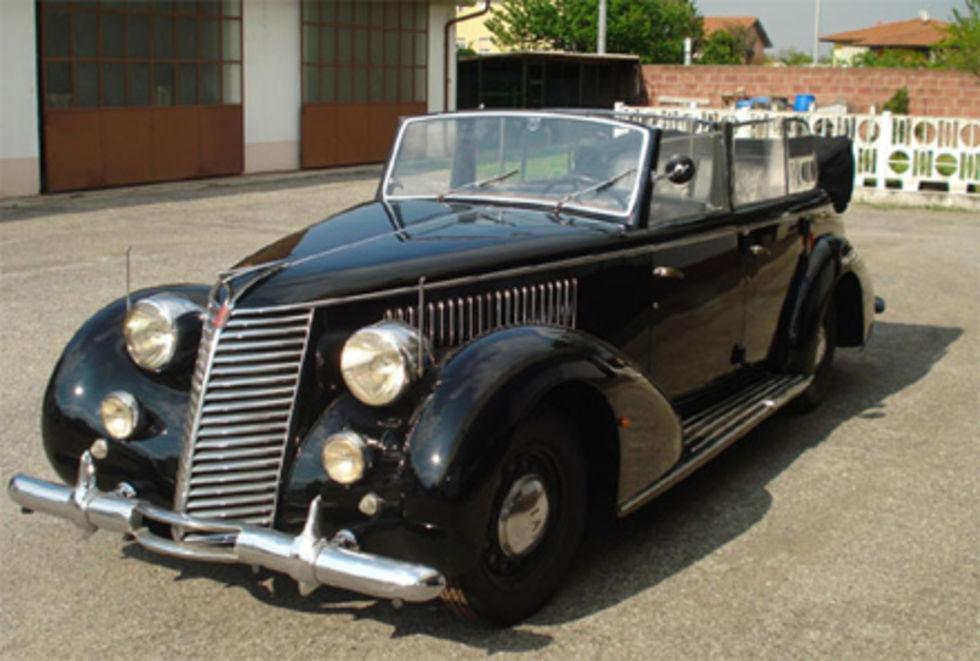 En riktig fascist-bil