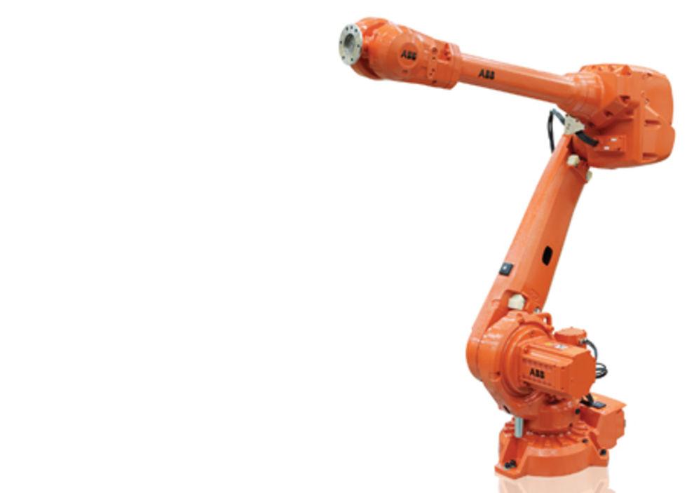ABB-robotar i Terminator Salvation