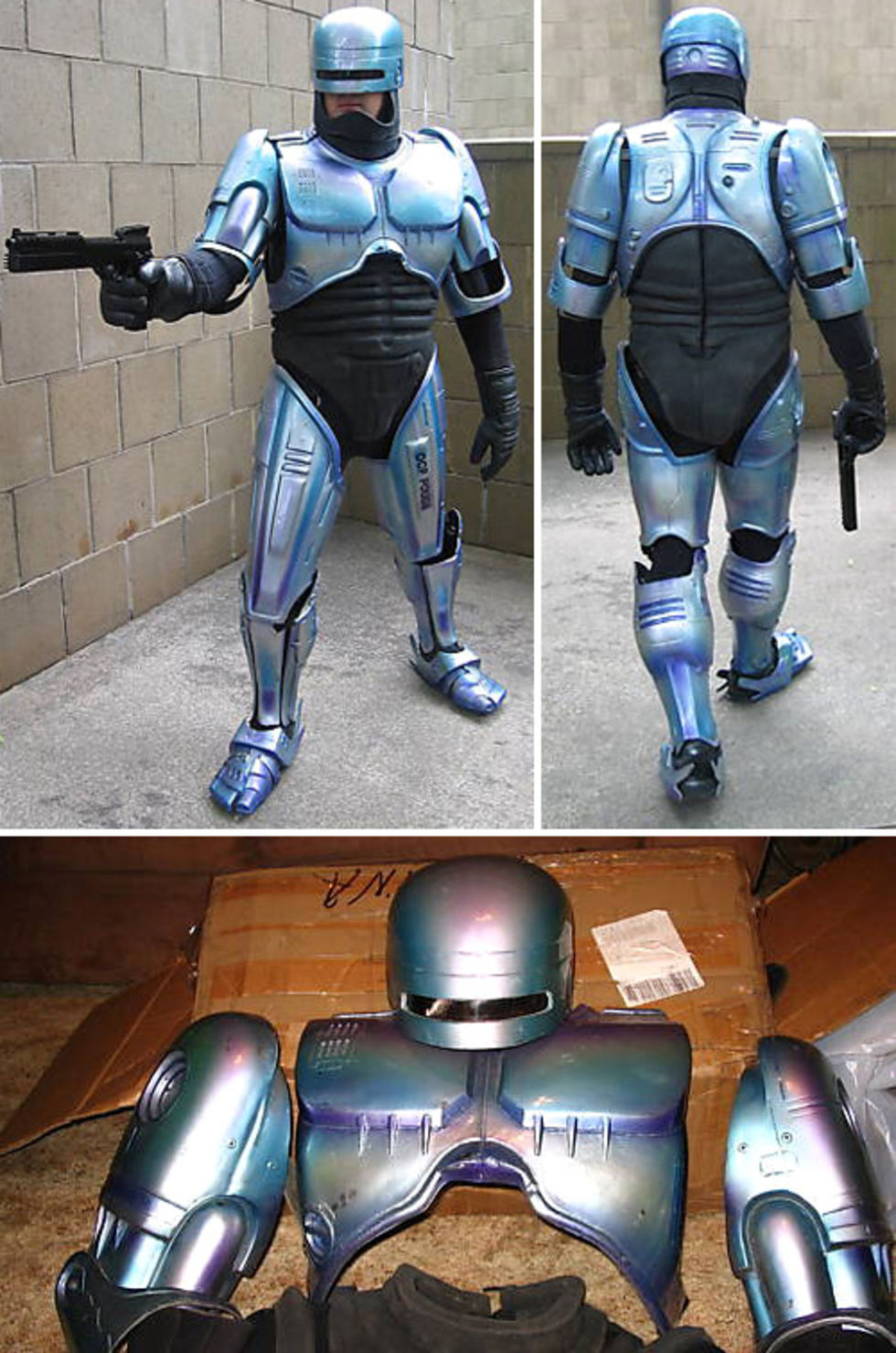 Köp en RoboCop-kostym