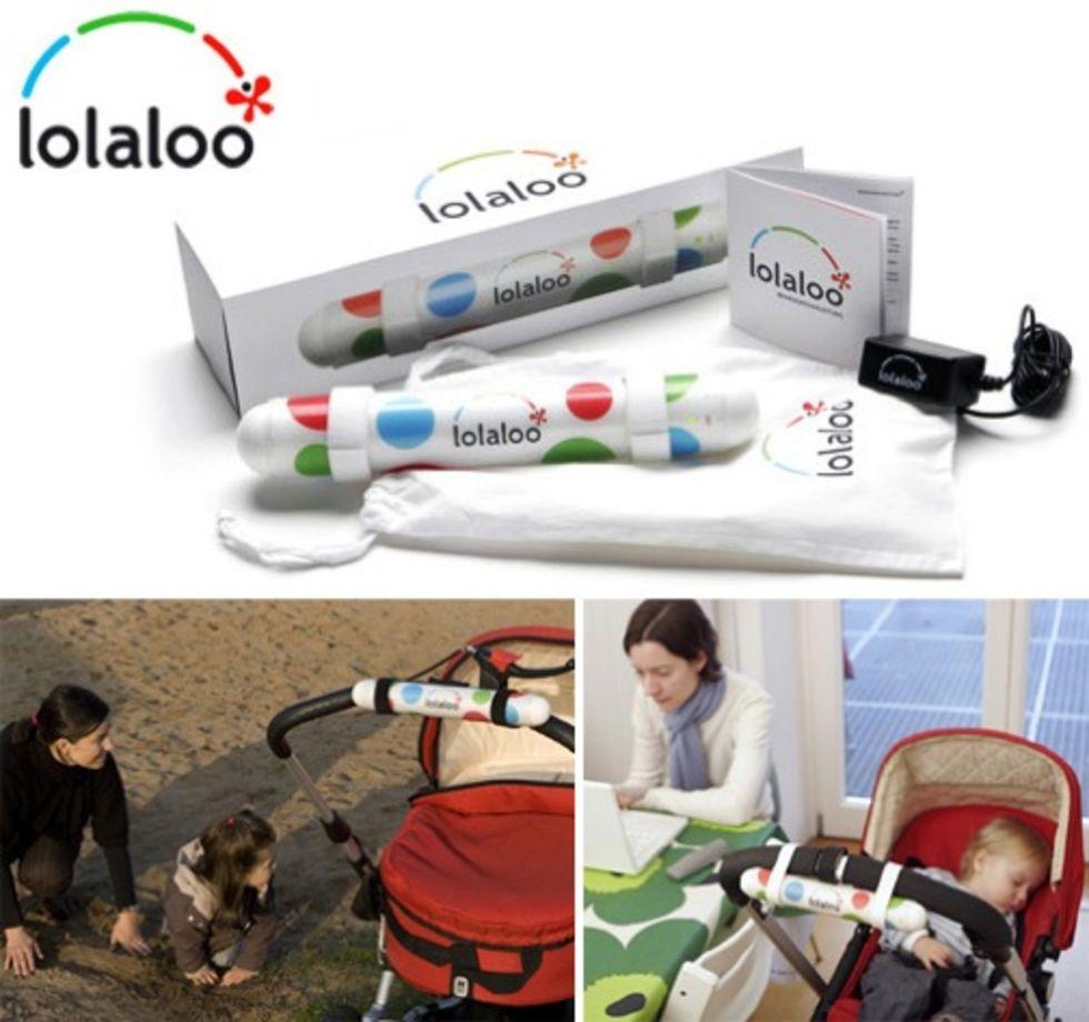 Lolaloo - vaggar ditt barn till sömns