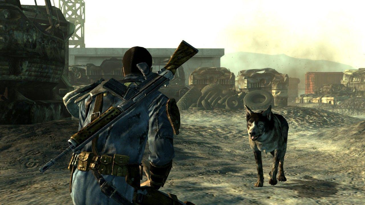 All Fallout 3-DLC till Playstation!