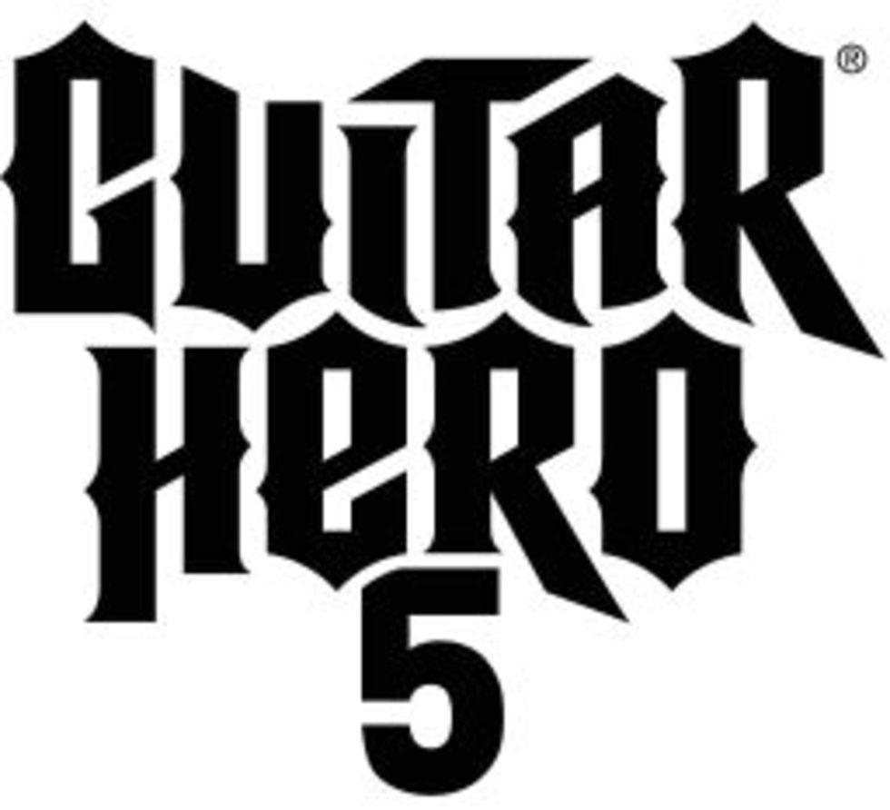 Samtliga Guitar Hero 5-artister offentliggjorda