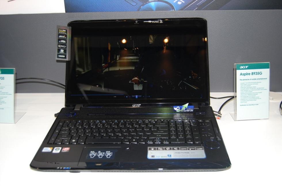 Acers nya Aspire 3-, 5-, och 8935