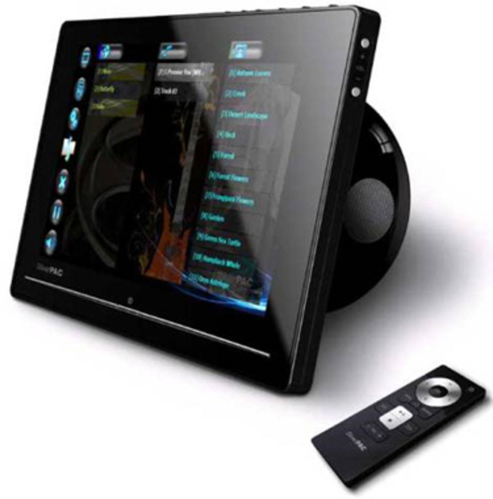 Digital fotoram med inbyggt windows
