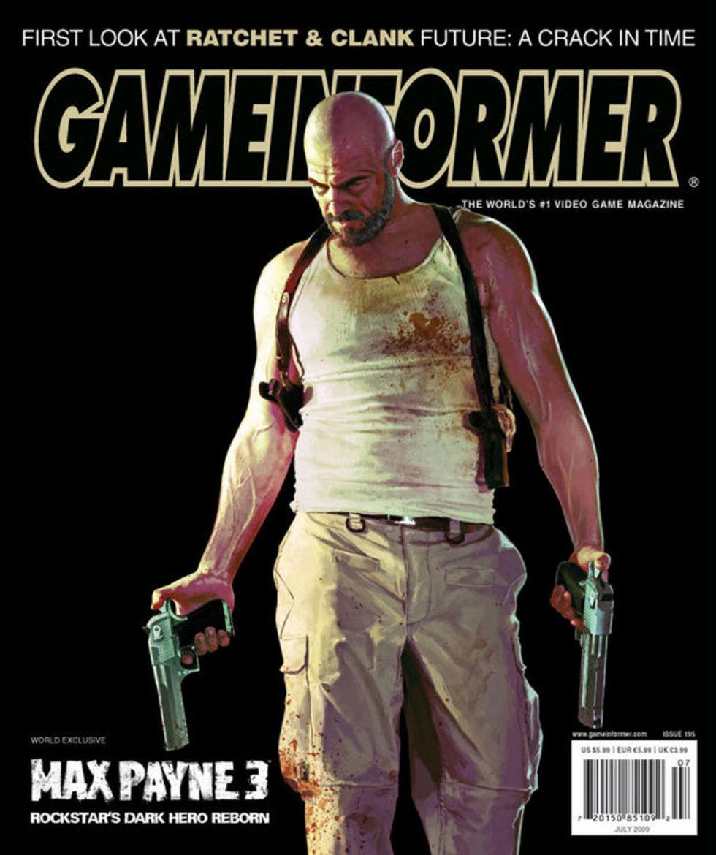 Sunkig Max Payne i nya spelet