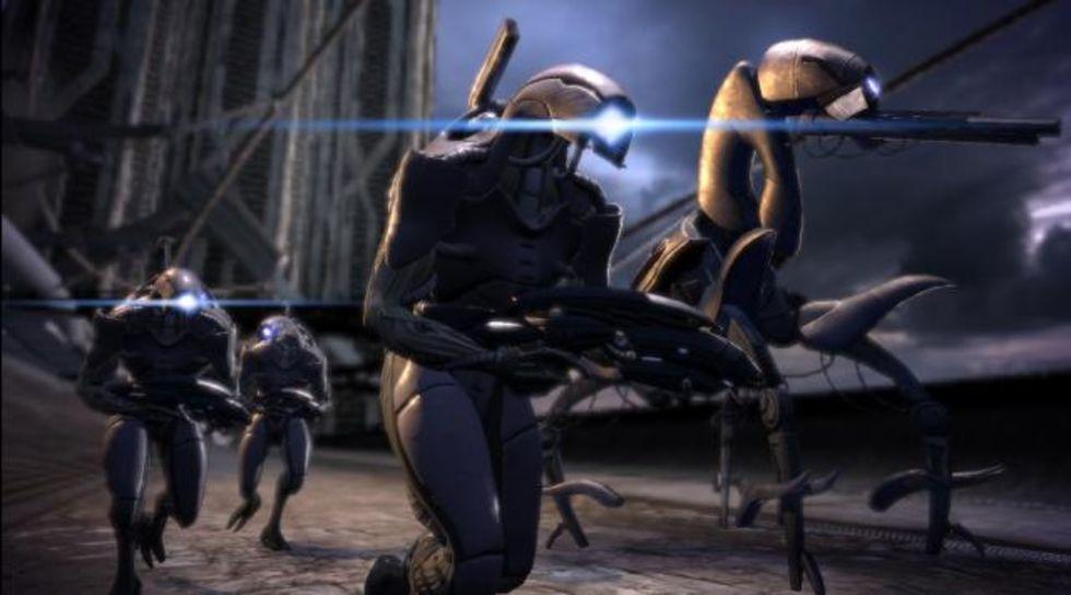 Mass Effect 2 kan sluta med blodbad