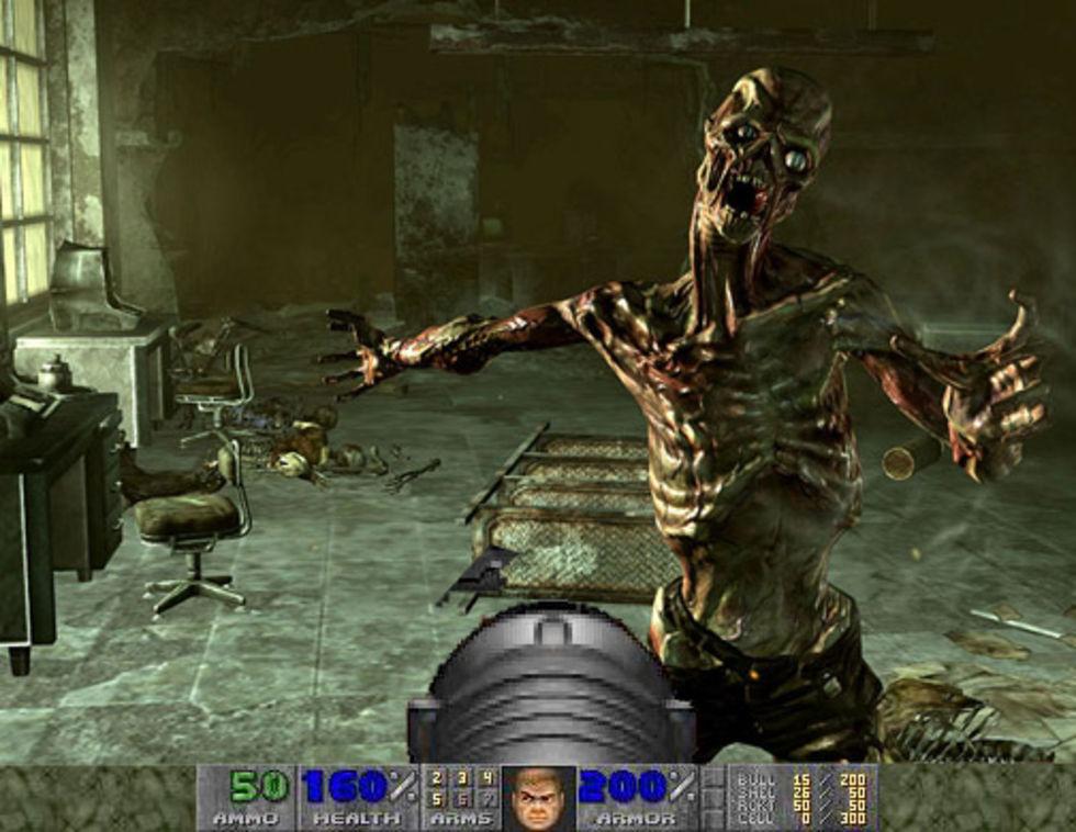 Bethesda <3 id Software