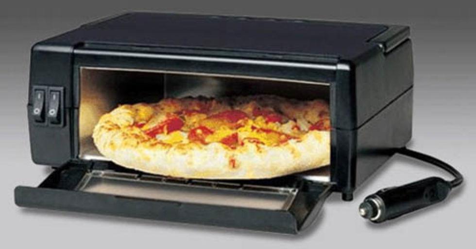 Pizza-ugn till bilen