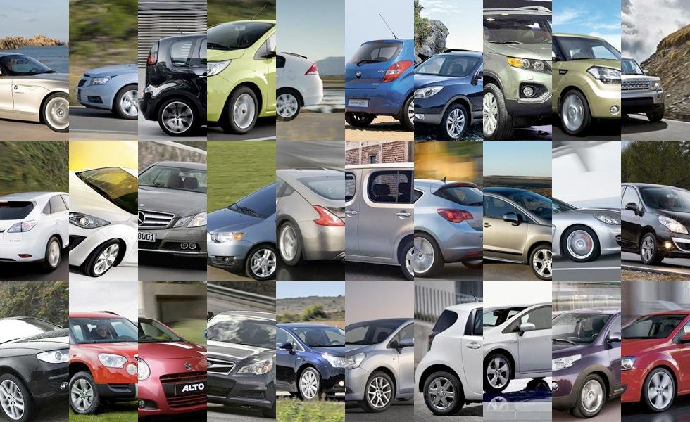 Årets Bil 2010 - här är kandidaterna