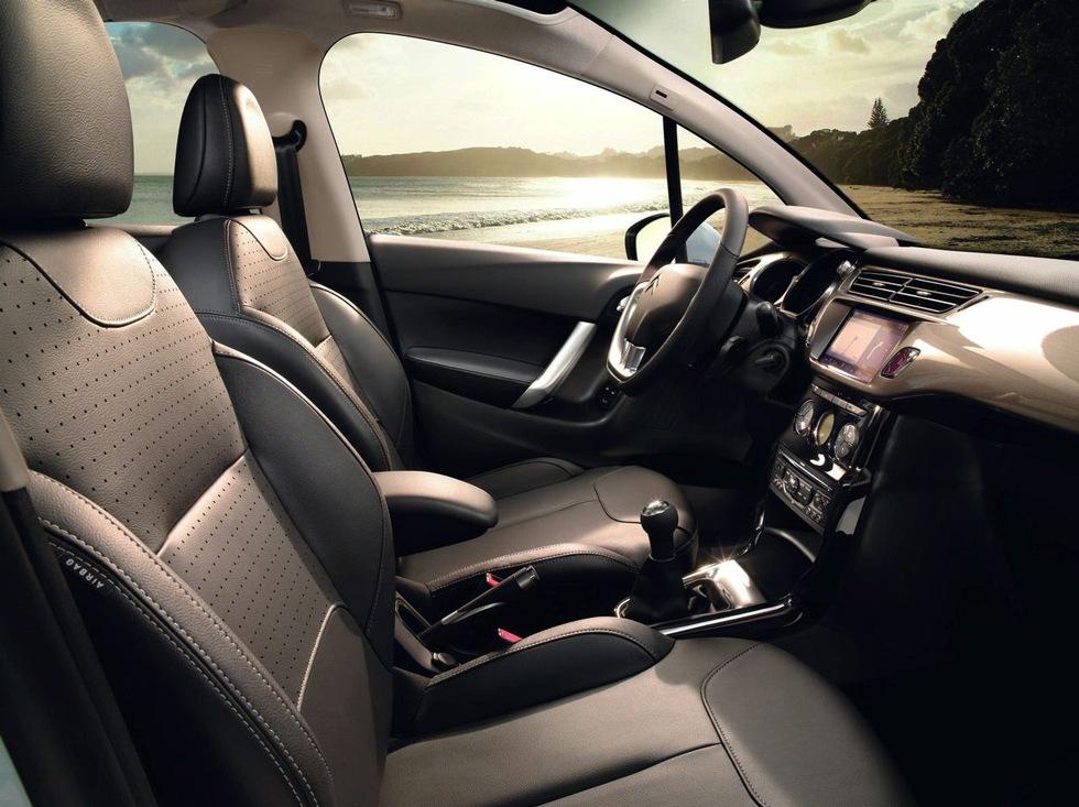 Här är nya Citroën C3
