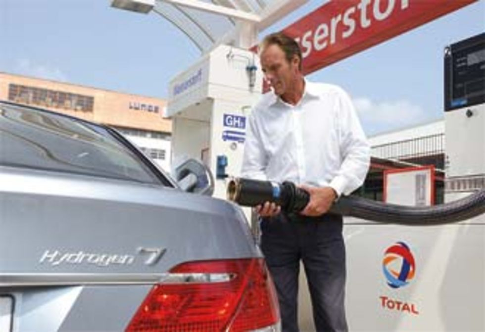 BMW-Daimler hybrid inom 3 år