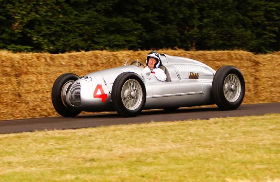 Bilder från Goodwood Festival of Speed