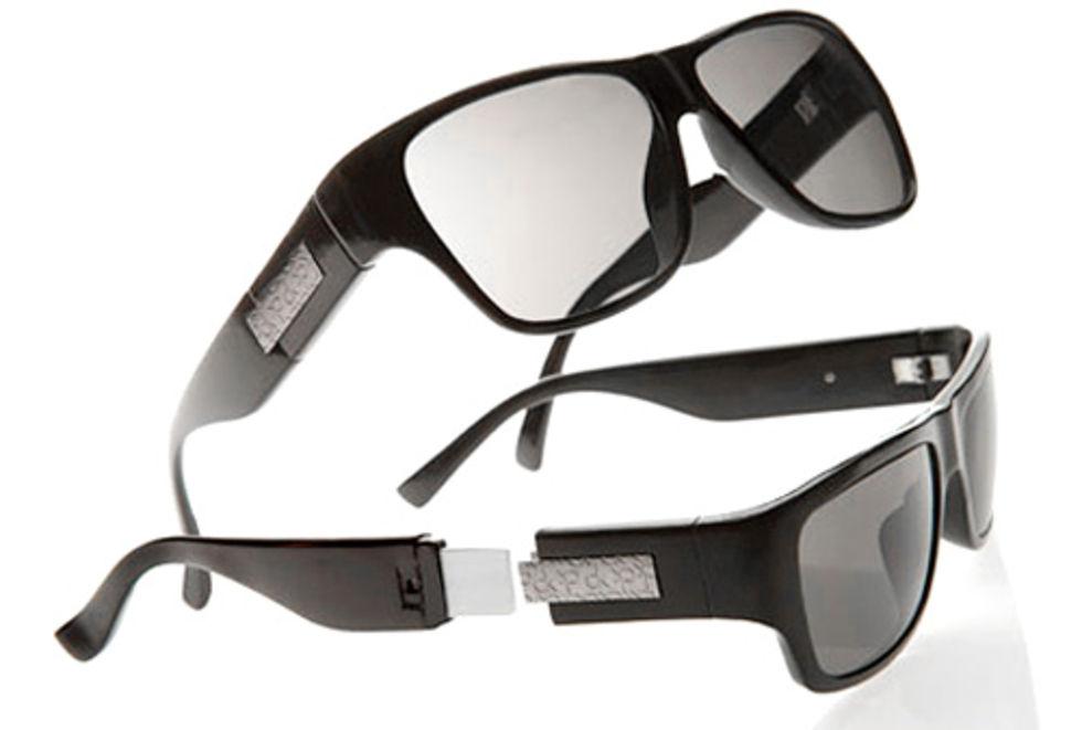 Glasögon från Calvin Klein med USB-minne