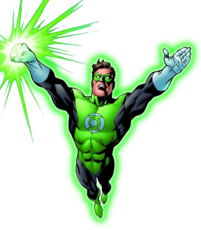 Green Lantern-spel på väg