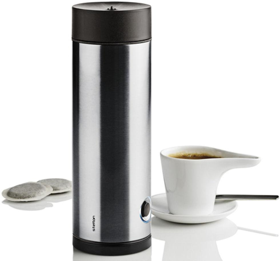 En espressomaskin till