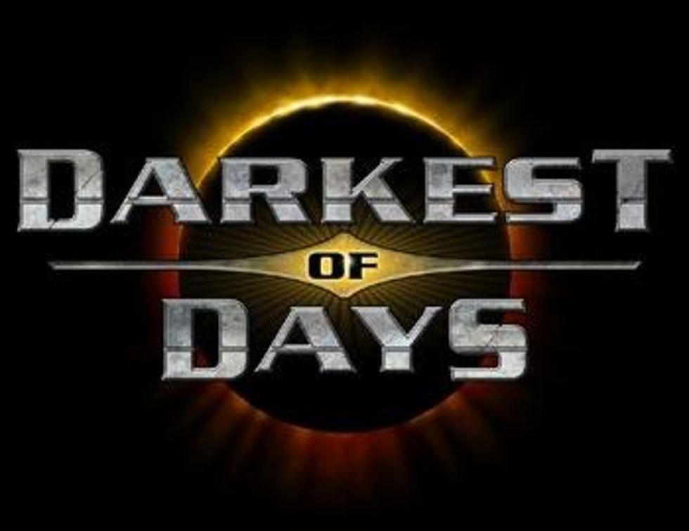 Darkest of Days får releasedatum spikat