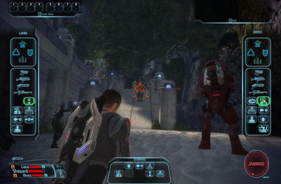 Nu blir även Mass Effect serie...