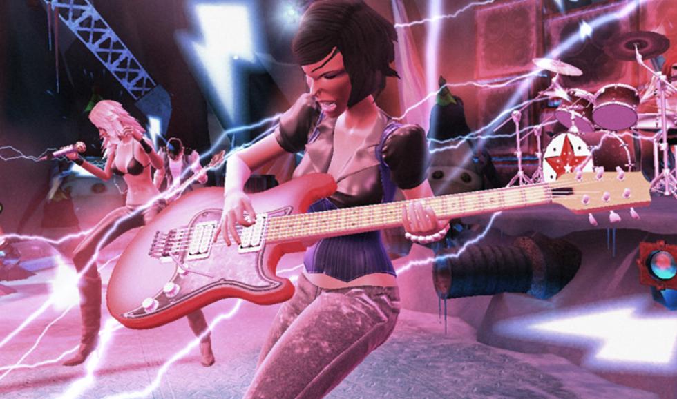 Komplett låtlista för Guitar Hero 5