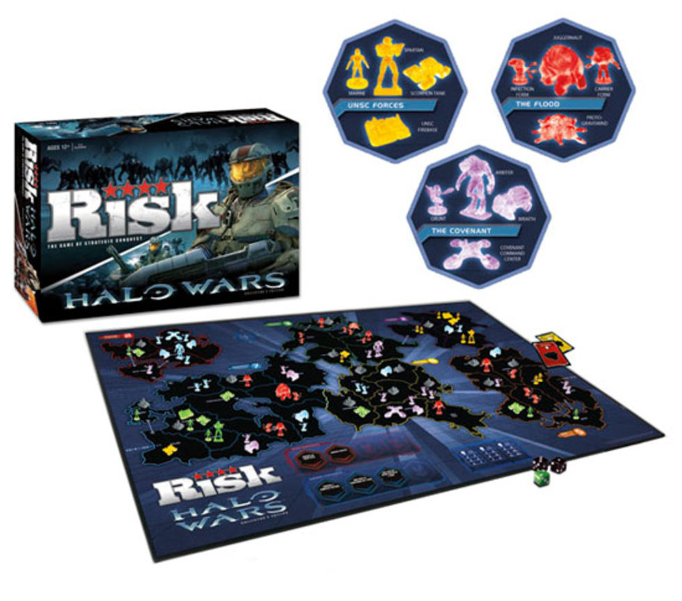 Halo Wars goes RISK
