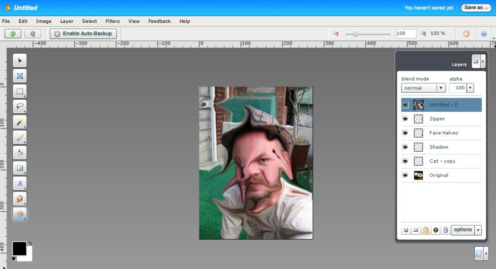 Phoenix - bildbehandling online
