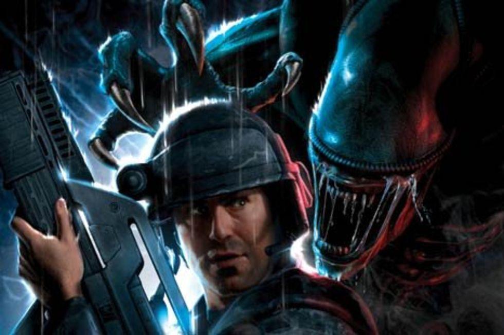 Ytterligare väntan på Aliens: Colonial Marines