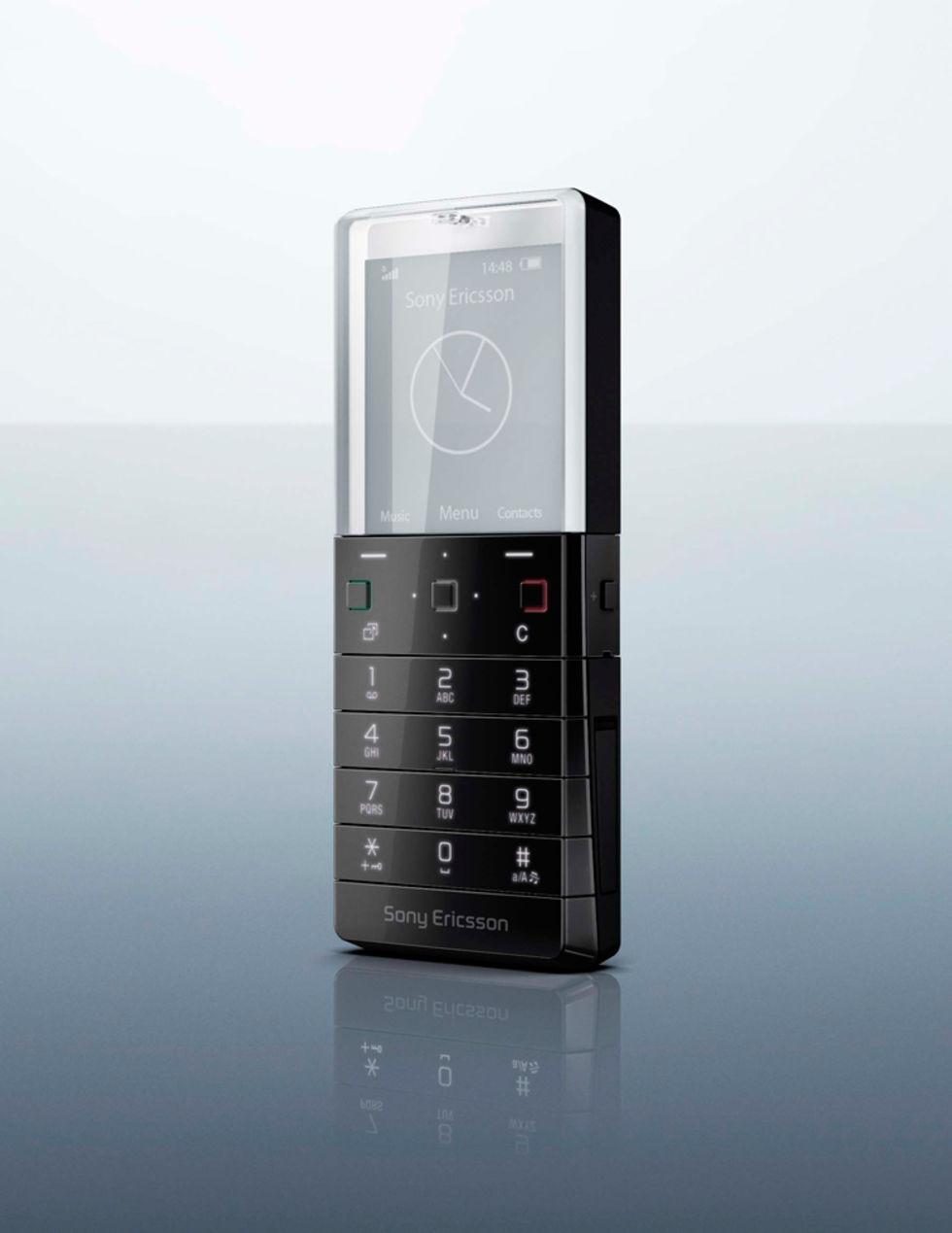 Renhet från Sony Ericsson ska ge frihet från teknologi