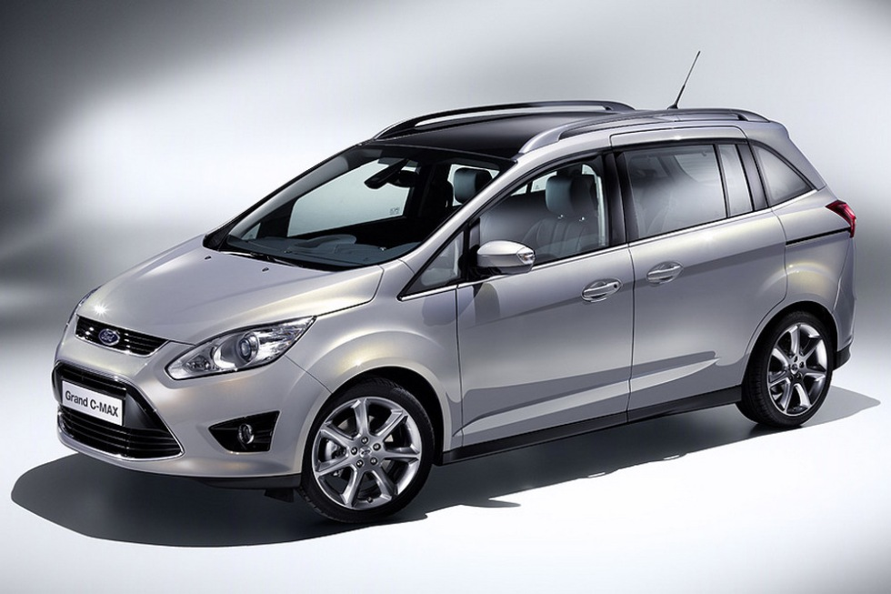 Ford C-MAX officiell