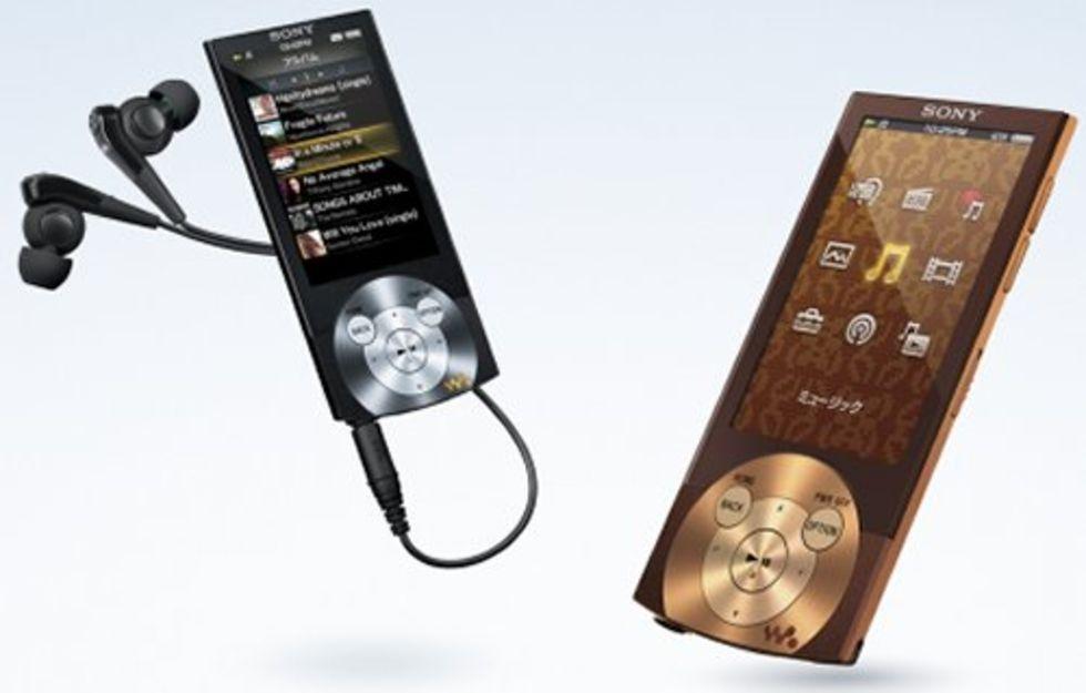 Walkman med OLED