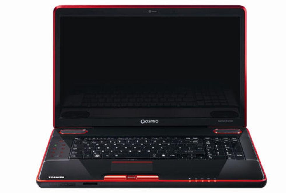 Toshiba släpper Qosmio X500