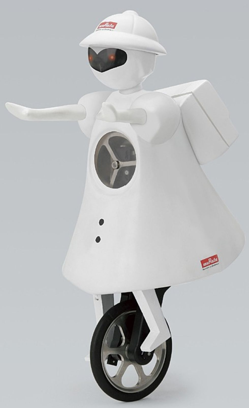 Ny version av robot på enhjuling