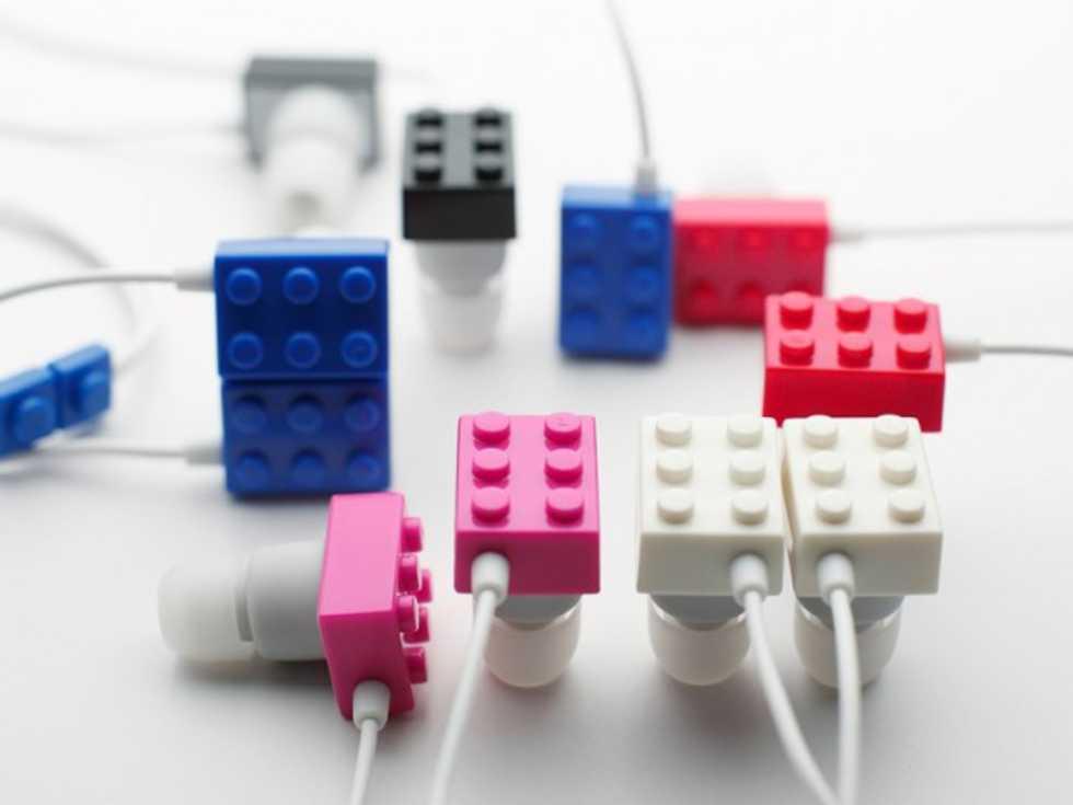 LEGO-hörlurar