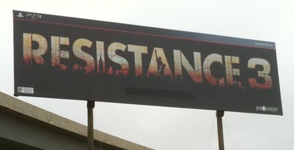 Resistance 3 bekräftat?