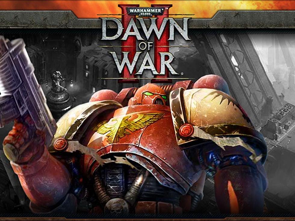 Dawn of War II-expansion ute idag