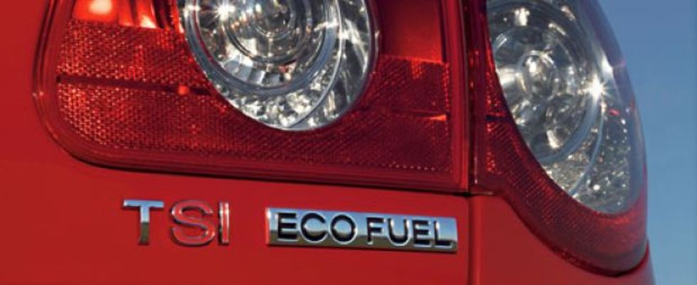 Nyregistrering av gasbilar ökar kraftigt