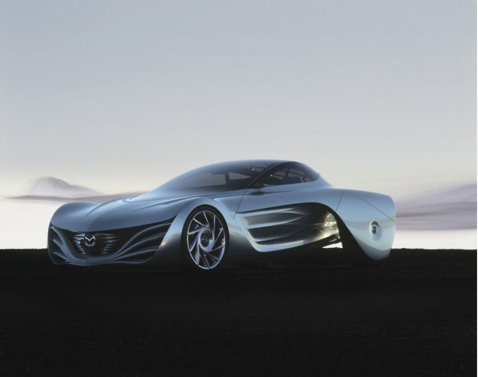 Mazdachef vill se ny RX-7