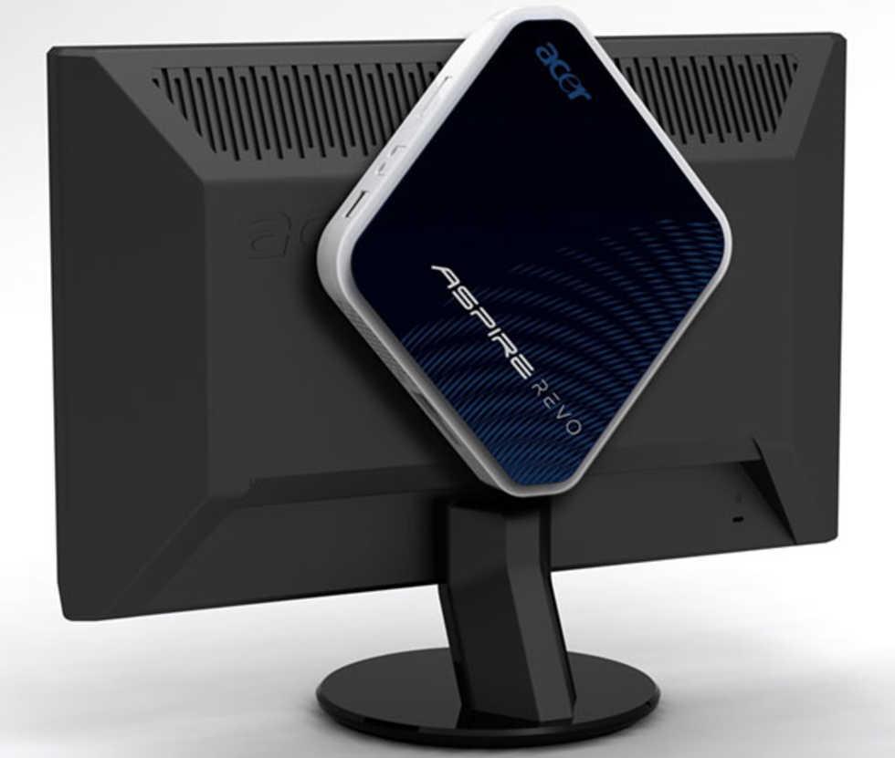 Acer släpper ny Aspire Revo