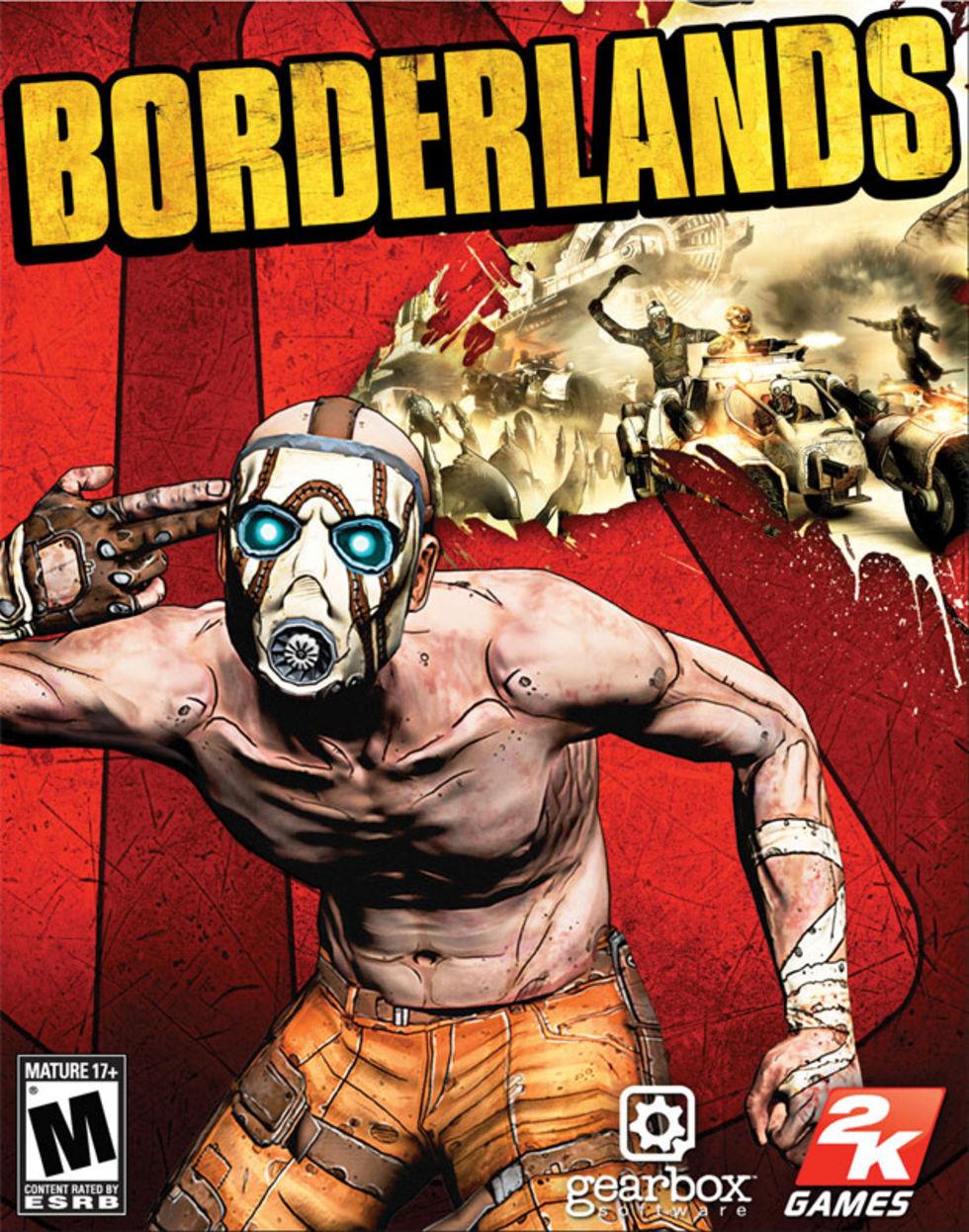 Recension: Borderlands
