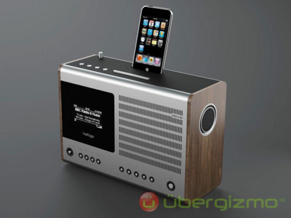 Ny multiformats-radio från Revo