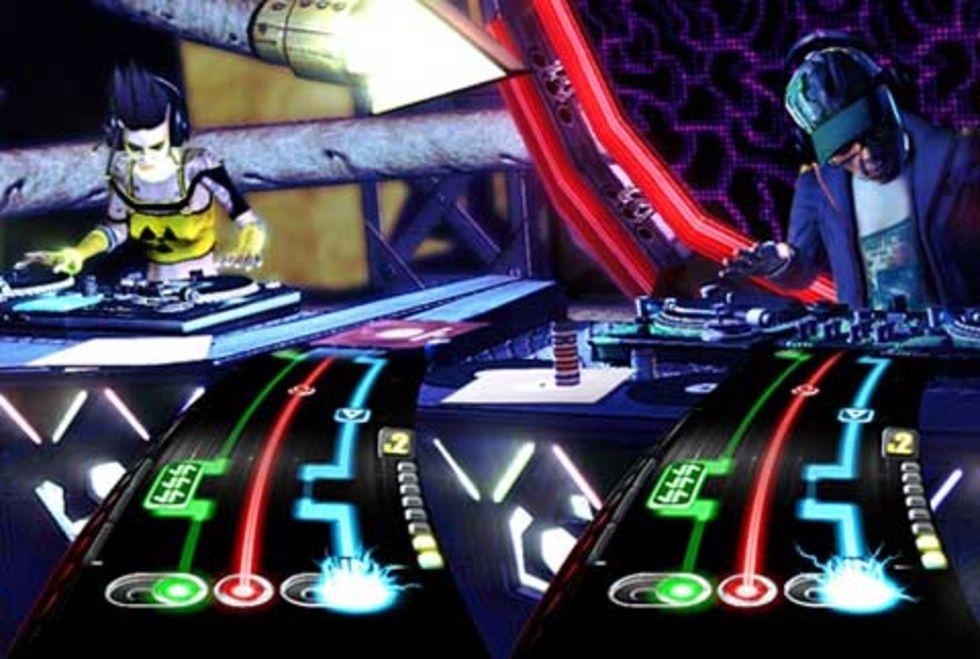 DLC till DJ Hero redan här