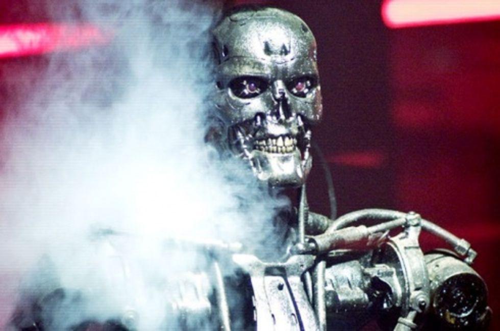 Terminator säljs ut