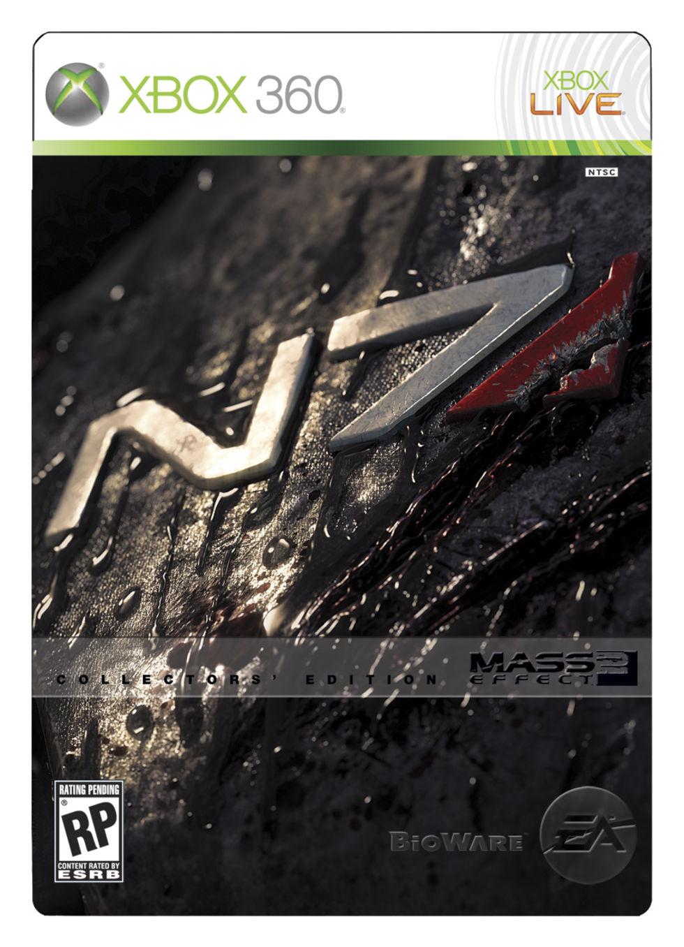 Även Mass Effect 2 får specialutgåva