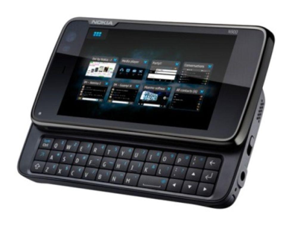 Idag börjar Nokia N900 skeppas ut till butik